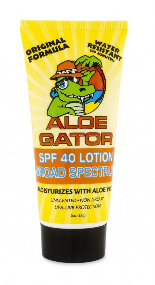Aloe Gator Sun Lotion - Waterproof Suncream|Suncare